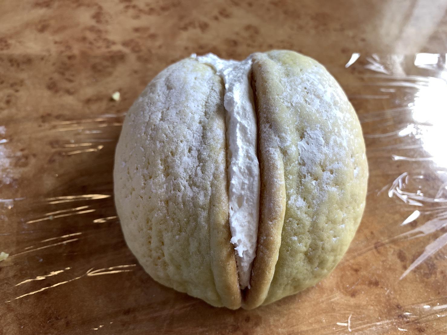 秘密のメロンパン