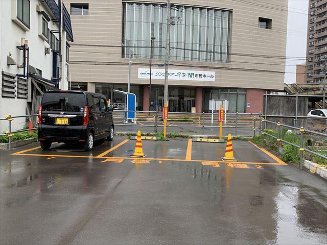 三井のリパーク 青森駅前駐車場